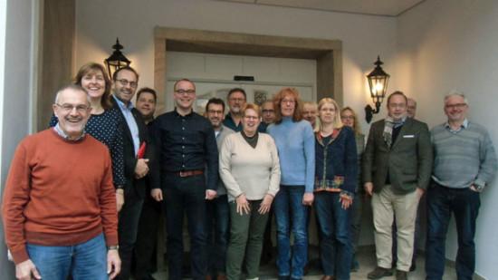 Mitglieder der SPD-Kreistagsfraktion