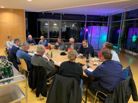 Gemeinsame Sitzung der OVs Stuhr und Kattenturm/Kattenesch