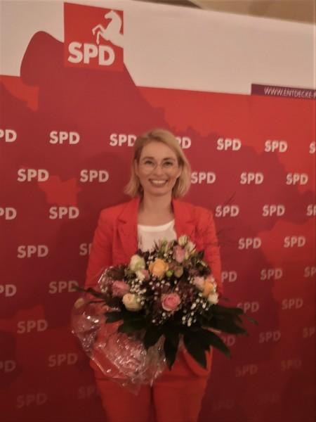 Peggy Schierenbeck aus Weyhe ist Kandidatin zur Bundestagswahl